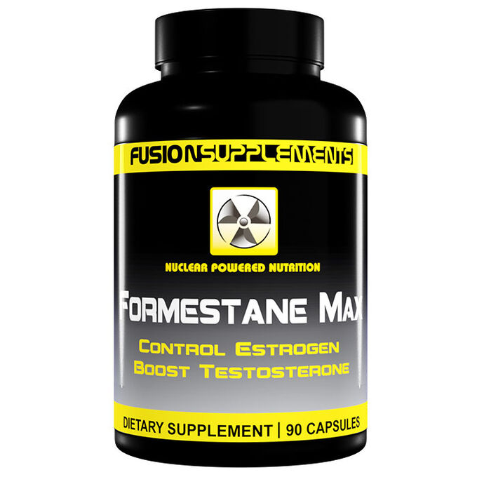 Fusion supplements Formestane Max 90 Capsules