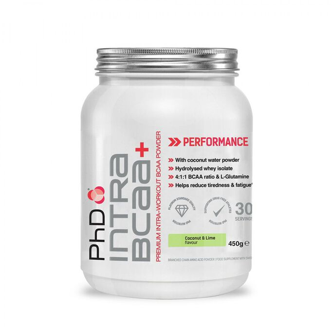 Intra BCAA+ 30 Servings Coconut and Lime