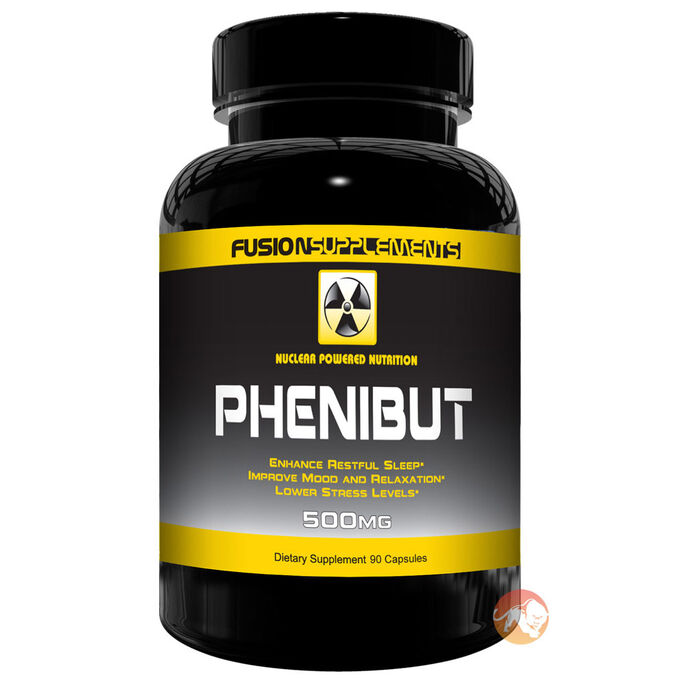 Fusion supplements Phenibut 90 Caps