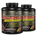 MuscleMaxx Protein 2.27kg Chocolate Fudge