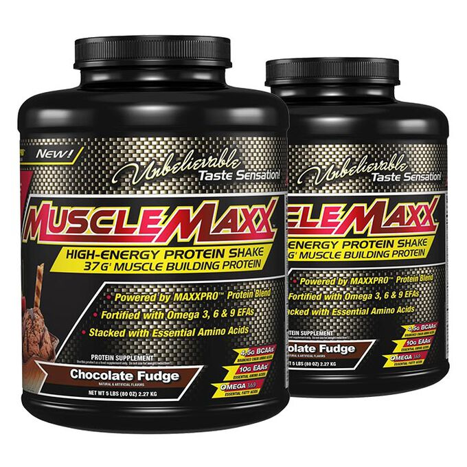 Allmax Nutrition MuscleMaxx Protein 2.27kg Chocolate Fudge