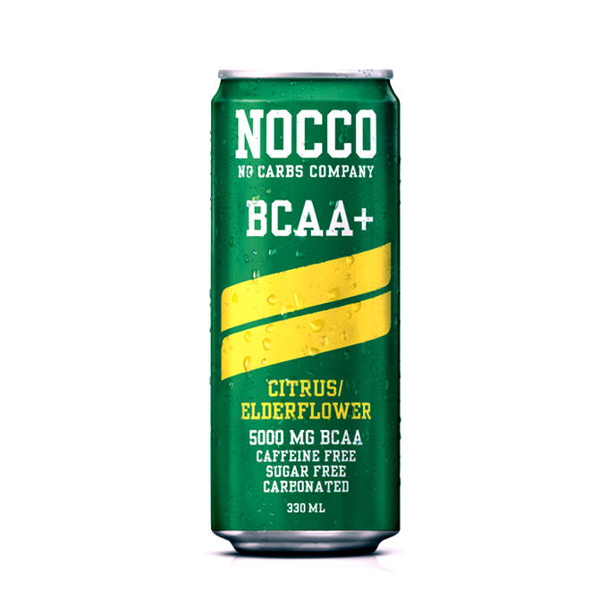 NOCCO BCAA + 24 Cans Apple