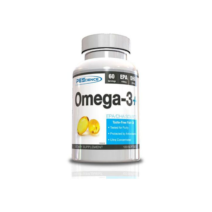 Omega -3+ 120 Softgels