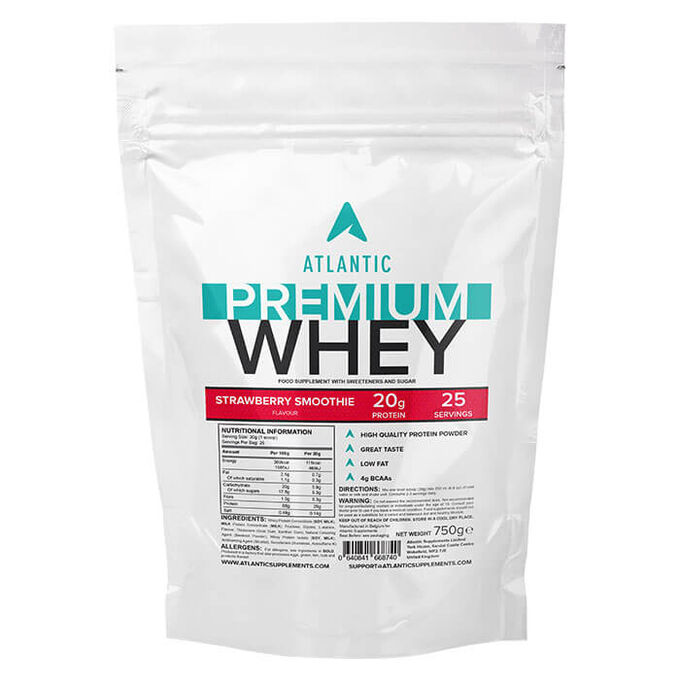 Atlantic Premium Whey 750g Strawberry