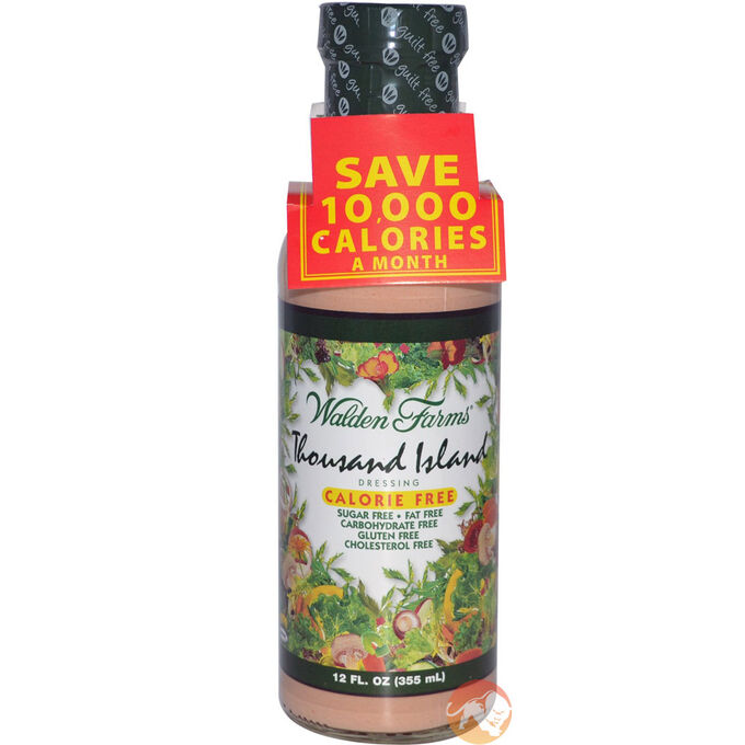 Walden Farms Calorie Free Thousand Island Dressing Single Serving