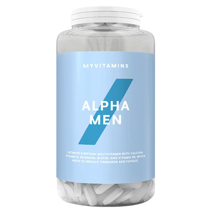 Alpha Men Super Multi Vitamin - 120 Tabs