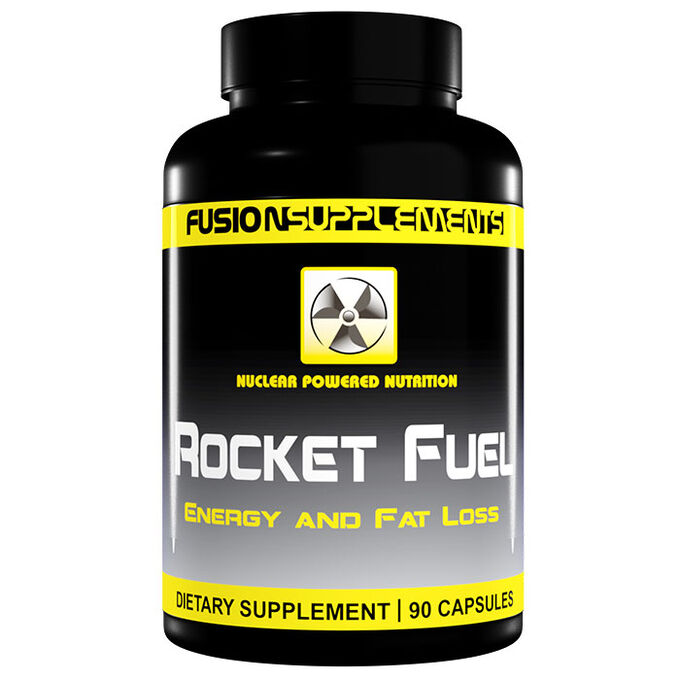 Fusion supplements Rocket Fuel 90 Caps
