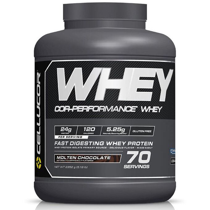 Cor-Performance Whey 70 Servings Strawberry Milkshake
