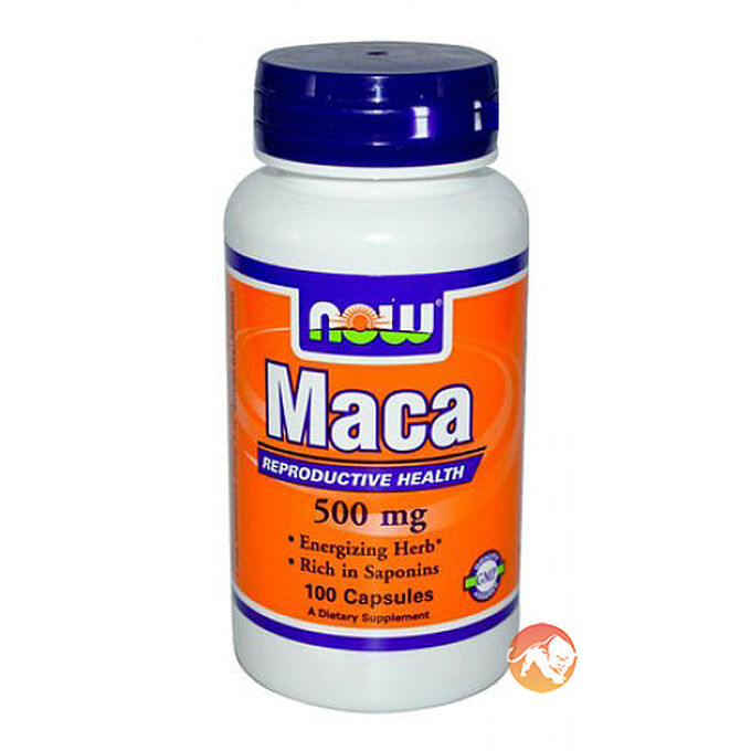 Maca 500mg 100 Caps