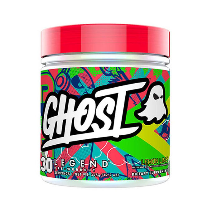 Ghost Legend 30 Servings Red Berry