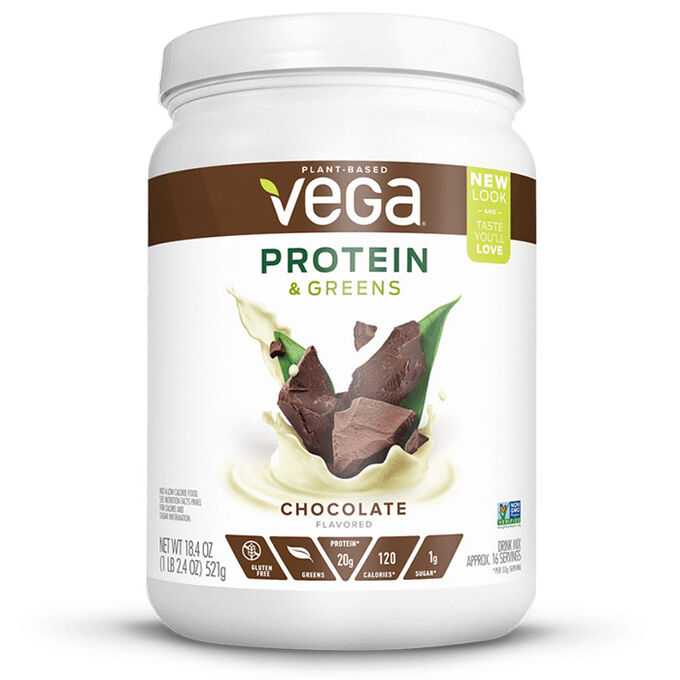 Vega Protein & Greens 618g Chocolate