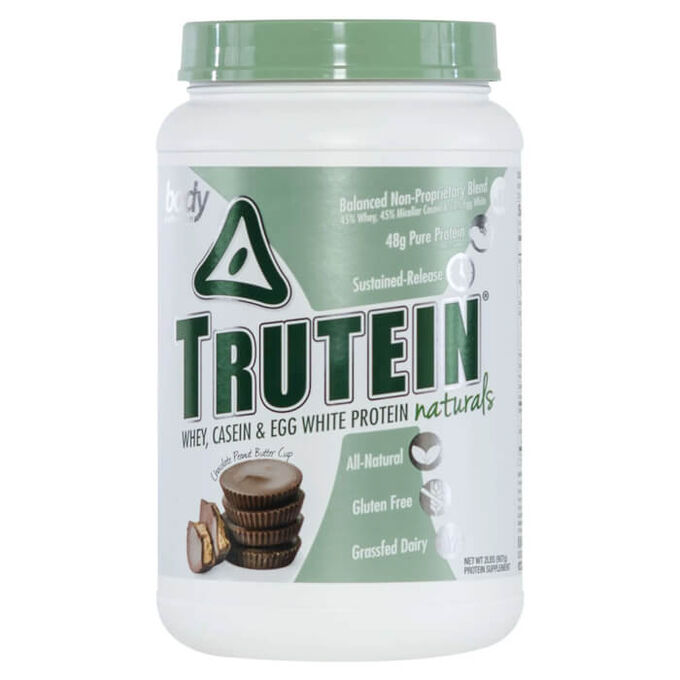 Body Nutrition Trutein Naturals 907g Chocolate Peanut Butter Cup