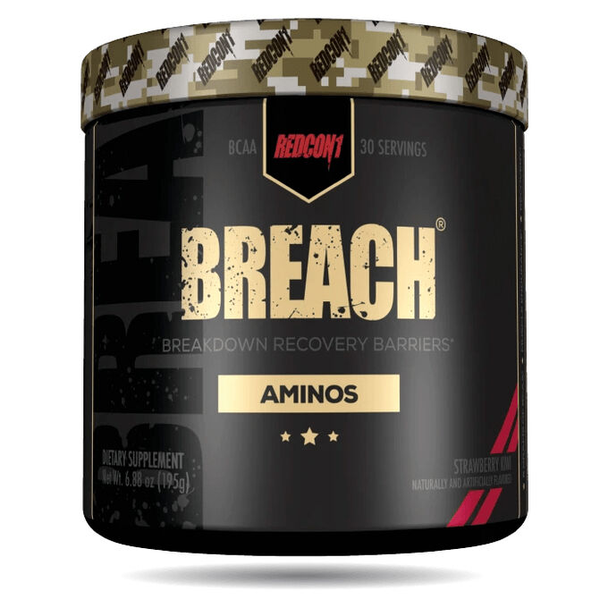 REDCON1 Breach 30 Servings Strawberry Kiwi