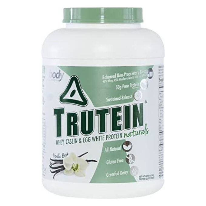 Body Nutrition Trutein Naturals 1814g Chocolate Peanut Butter Cup