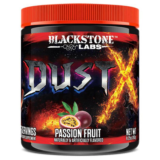 Dust X 25 Servings Passion Fruit