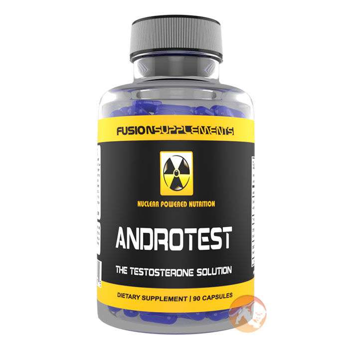 Fusion Supplements Androtest
