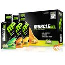 MusclePharm Muscle Gel Shot 12 Gel Packs - Banana
