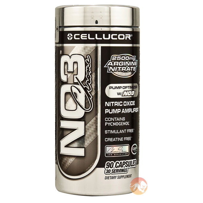 Cellucor NO3 Chrome 30 Servings Unflavored