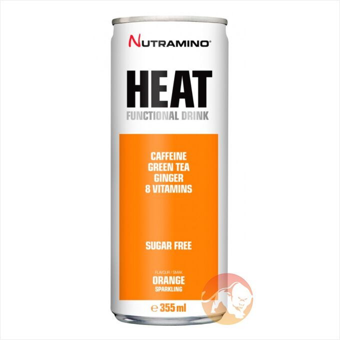 Nutramino Heat Functional Drink-COLA-355ml
