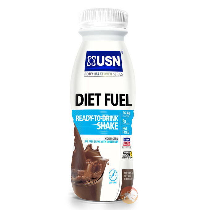 Diet Fuel RTD-CHOC-1 RTD