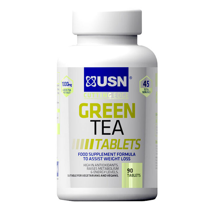 Green Tea Tablets 90 Tabs