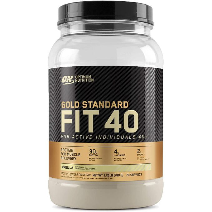 Optimum Nutrition Fit 40 Protein Powder 780g Vanilla