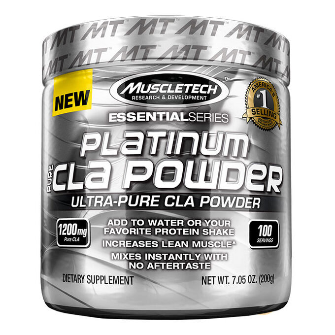 Muscletech Platinum Pure CLA Powder 100 Servings