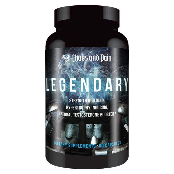 Chaos & Pain Legendary 60 capsules