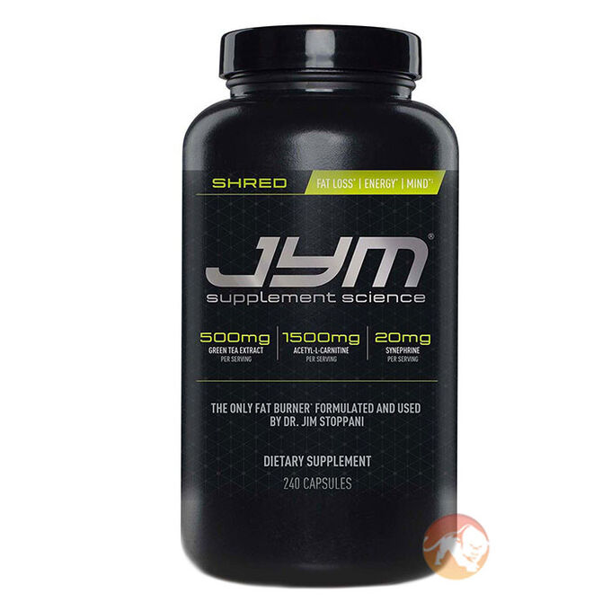 JYM Supplement Science Shred JYM 240 Caps