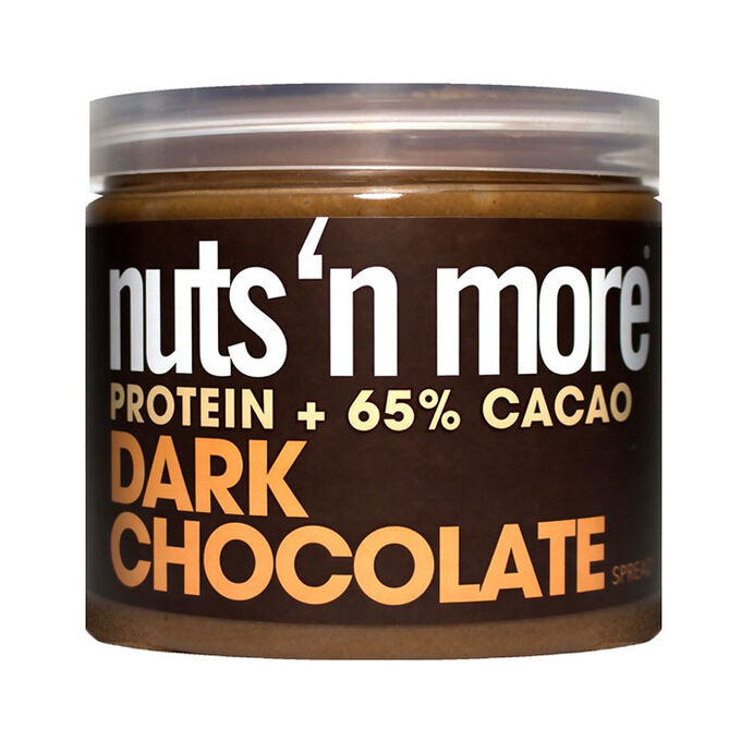 Nuts n More Peanut Butter 454g Dark Chocolate