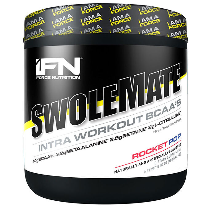 IForce Nutrition Swolemate 30 Servings Rocket Pop