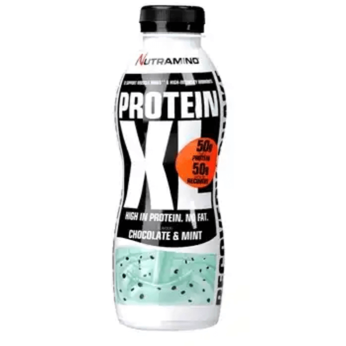 Nutramino Nutramino Protein XL Chocolate Mint 500ml