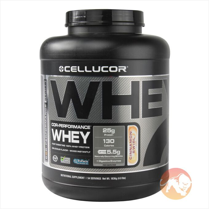 Cor-Performance Whey 1.8kg-Strawberry Milkshake
