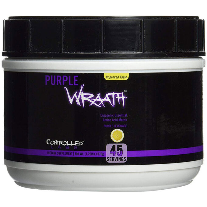 Controlled Labs Controlled Labs - Purple Wraath 45 servings - Essential amino acids