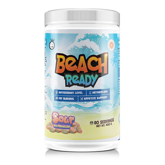 Beach Ready 80 Servings Nerdiez
