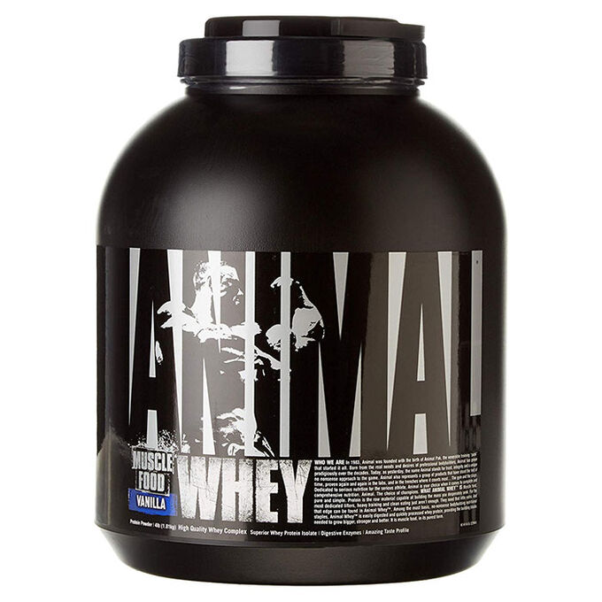 Animal Whey 1.8kg Vanilla