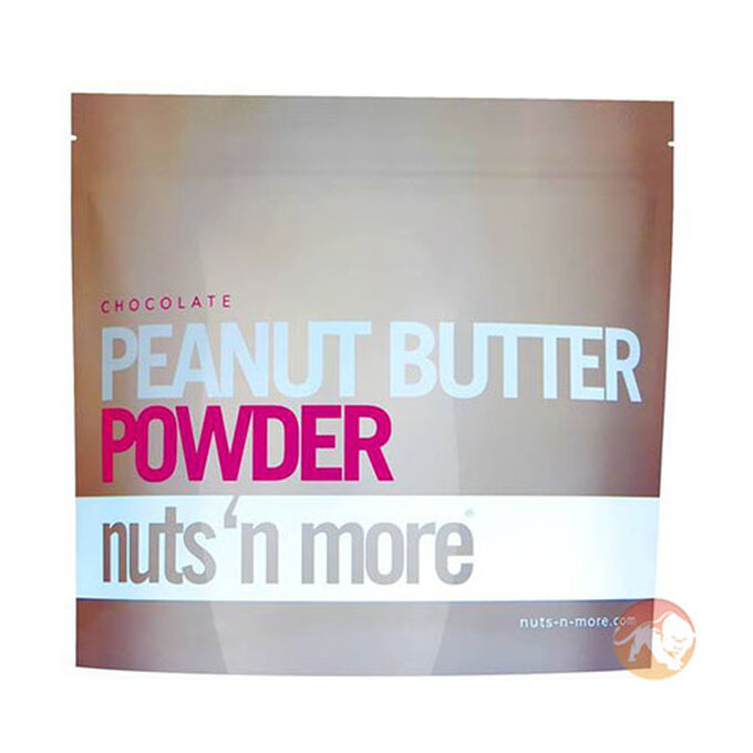 Nuts 'N More Peanut Butter Powder 284g Chocolate