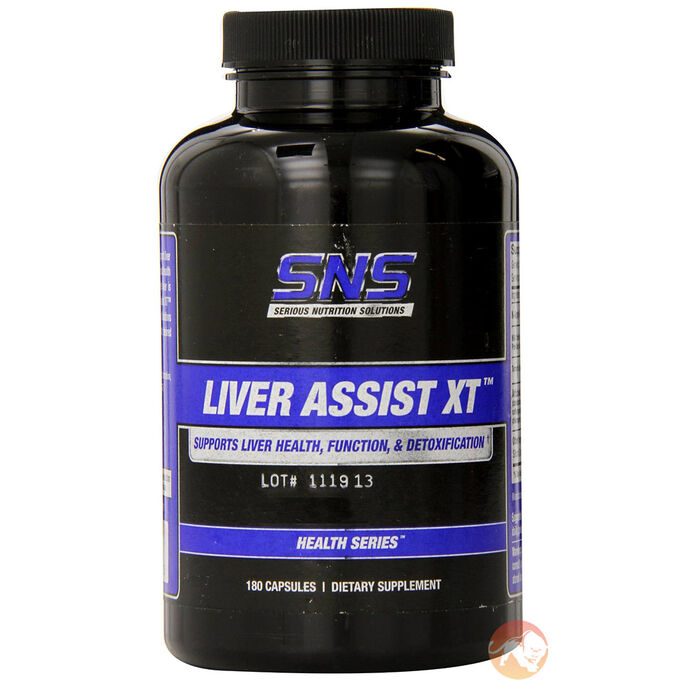 Liver Assist XT 180 Caps