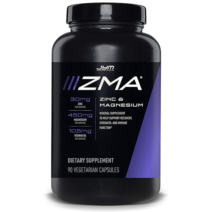 JYM Supplement Science ZMA JYM 90 Caps