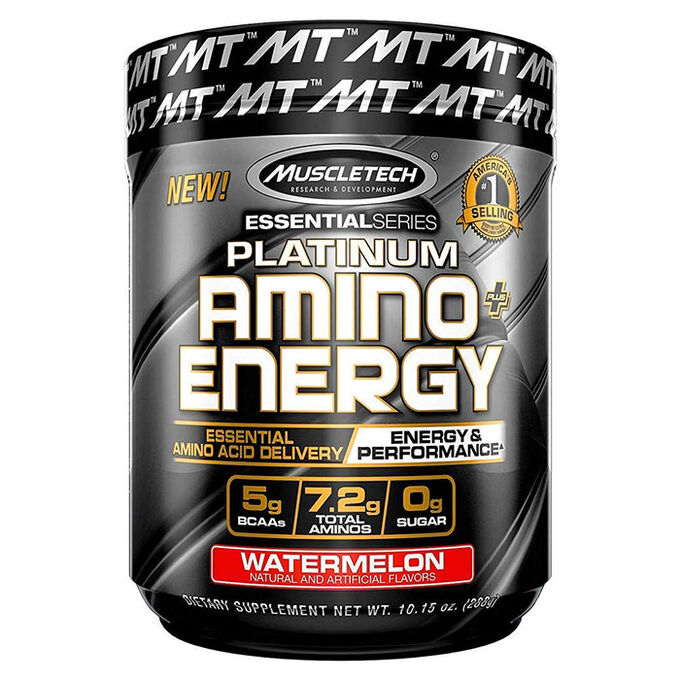 Muscletech Platinum Amino Energy 30 Servings Watermelon