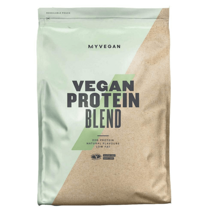 Myprotein Myprotein Vegan Protein Blend, Strawberry, 2.5kg