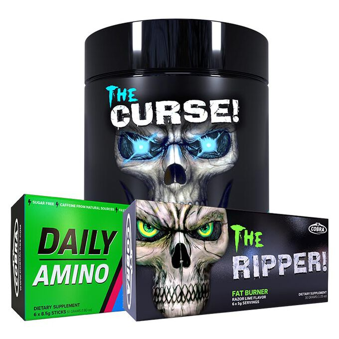 The Curse 250g - Green Apple Envy
