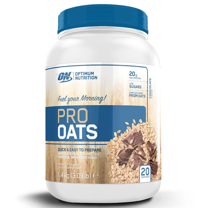 Optimum Nutrition Pro Oats 1.4kg Chocolate