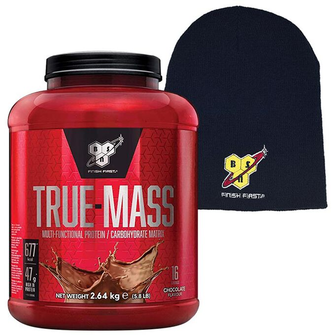 True Mass 2.64kg - Cookies & Cream