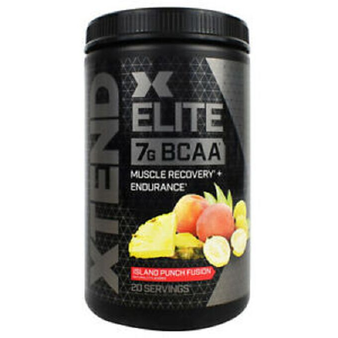 Scivation Xtend Elite 20 Servings Island Punch