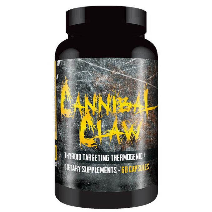 Chaos & Pain Cannibal Claw 60 Capsules