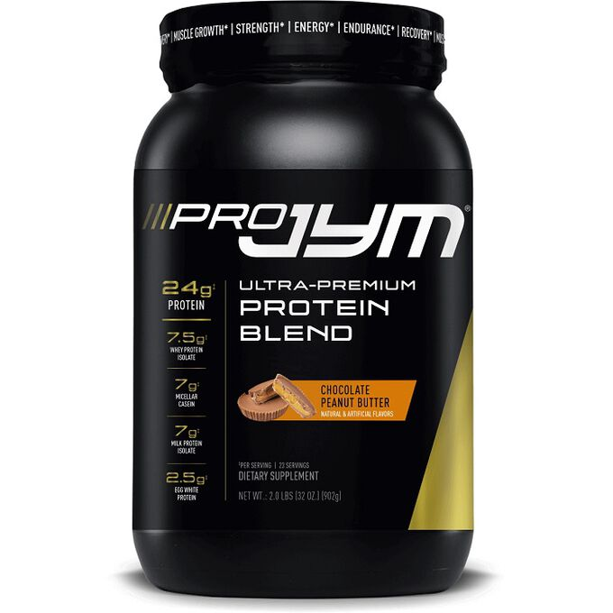 JYM Supplement Science Pro JYM 907g Chocolate Mousse