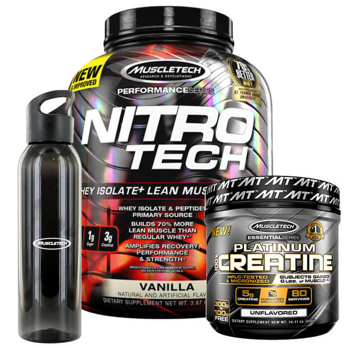 Muscletech Nitro-Tech Performance Series 1.8kg Cookies and Cream