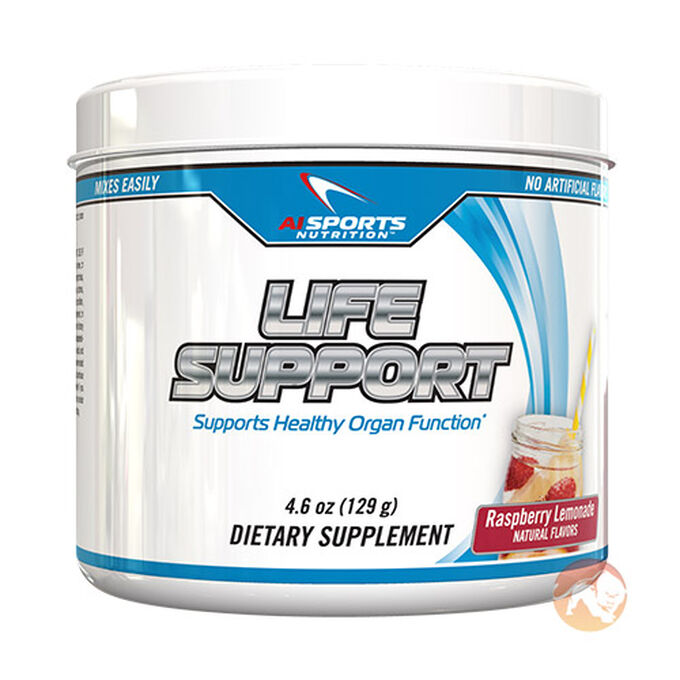 AI Sports Nutrition Life Support