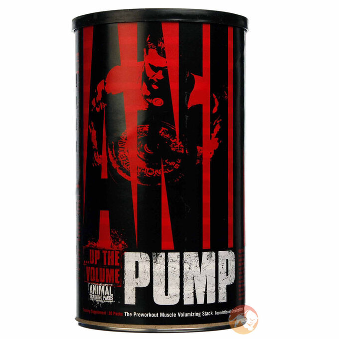Animal Pump 30 Paks
